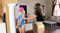 Attractive Young Chicks Embark On A Wild Adventure With Two Hung Guys