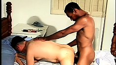 Christian Diaz never knew how good it feels to have a BBC in his ass