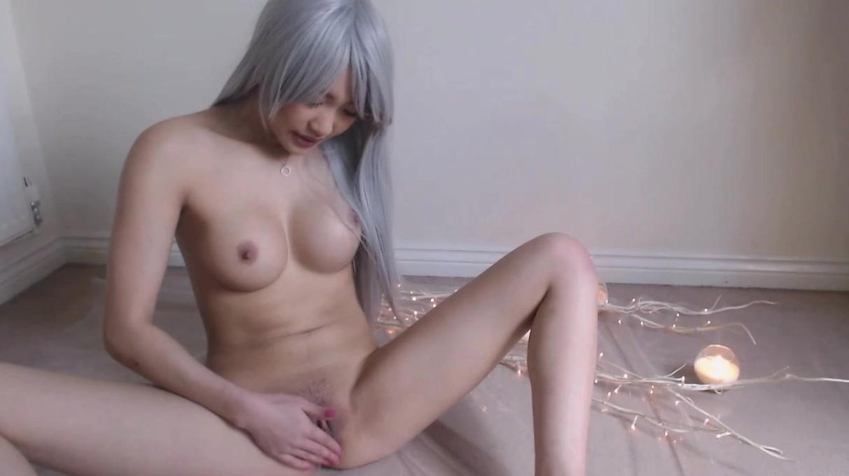 Cute Chinese Girl Masturbation