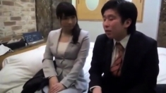 Hairy Asian Whore in Hardcore Nastiness