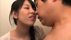 Asian groupe handjob blowjob no sencured