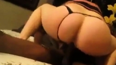 Amateur Pigtailed Wife With Bbc