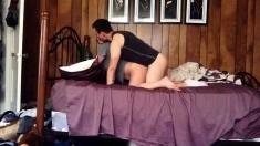 Voyeur Hardcore Video With Slut