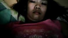 (re-upload) Asian Teen Webcam Show Part 3