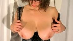 Busty Tina - Revealing my big boobs