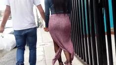 AMAZING ASS DRESS