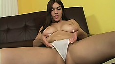 Busty Latin Chick Laylah Loves To Have Her Pussy Eaten And Fucked