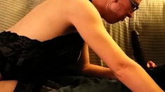 Cuckold Girl Breeds Sweaty Bull