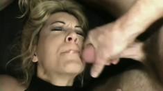 Hot Babes Take Internal Cumshots